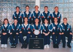1995 - Men's - 17 & Under