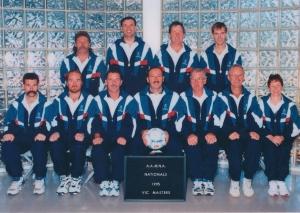 1995 - Men's - 35 & Over