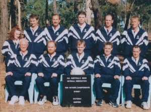 1996 - Men's - 35 & Over