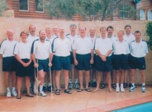 1999 - Men's - 35 & Over