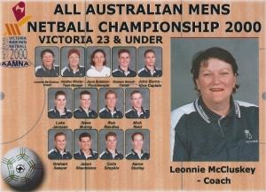 2000 - Men's - 23 & Under