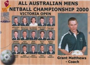 2000 - Men's - Open